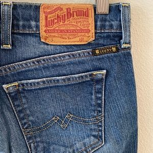 Lucky Brand Sweet-n-Low Jeans, size 25